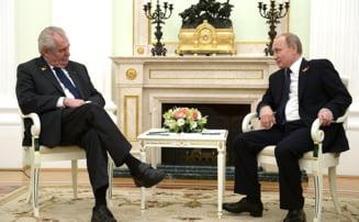 Presedintele unei tari din centrul Europei: Sanctiunile impotriva Rusiei vor fi ridicate. Sunt total inutile