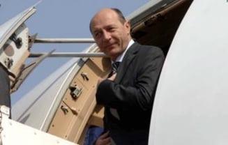 Presedintia neaga acuzatiile Antena 3: Traian Basescu nu s-a deplasat la Riad