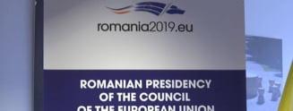"Presedintia romana la Consiliul UE, prin ochii internilor:""La aterizare, o delegatie a cerut papanasi"""