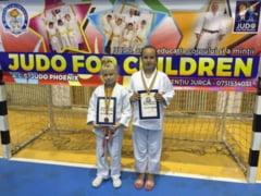 Prestatii frumoase ale judoka de la LPS-CSS Liberty la Finala Campionatului National individual pentru copii