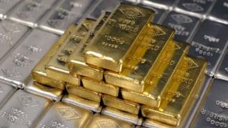Pretul aurului: Record negativ in 2013. Incotro se indreapta