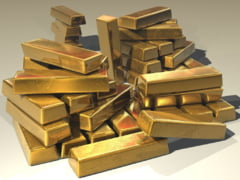 Pretul aurului a inregistrat primul declin saptamanal de la inceputul lunii iunie
