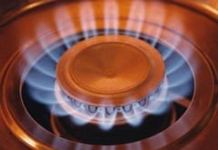 Pretul gazelor creste cu 5,6% din 10 ianuarie
