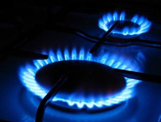 Pretul gazelor naturale de import a crescut in iulie