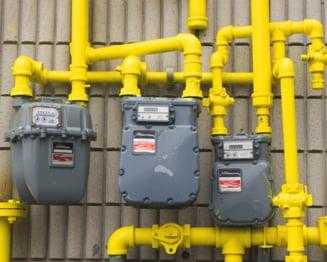 Pretul gazelor pentru companii creste