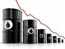 Pretul petrolului a scazut cu pana la 49%, cel mai mare declin dupa 2008