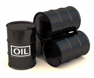 Pretul petrolului isi continua caderea: 36 dolari/baril