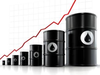 Pretul petrolului va atinge nivelul record de 123 dolari pe baril - Erste