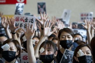 Pretul unei interventii militare in Hong Kong