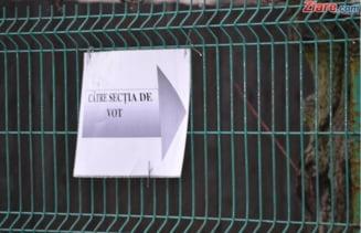 Prezenta finala la vot in tara: 8,6 milioane de romani au mers la urne