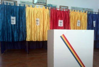 Prezenta la vot, cifre finale: Bucurestiul la coada, Giurgiu si Teleorman - in top
