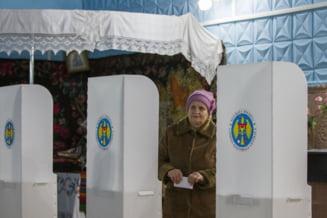 Prezenta redusa la vot in R. Moldova: Chisinaul va fi castigat de socialistii prorusi, in aceste conditii