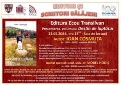 """Prezentare de carte la Biblioteca Judeteana: """"Destin de luptator"""" - Ioan Cosmuta"""