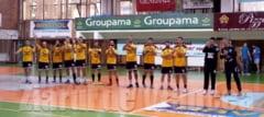 Prezentare oficiala a lotului de handbal masculin, C.S.M. Focsani 2007, astazi in Polivalenta