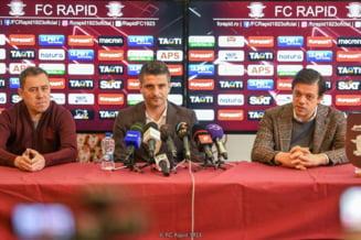 Prezentat oficial la Rapid, Daniel Niculae nu mai este presedintele clubului giulestean. Cum s-a ajuns la aceasta situatie incredibila