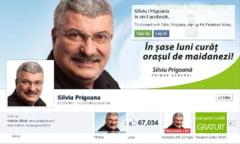 Prigoana are peste 65.000 de fani pe Facebook, majoritatea femei