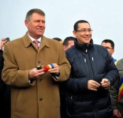 Prilejul cu care Iohannis si Ponta se intalnesc pentru prima oara in 2015