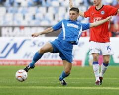 Prim gol decisiv marcat de Andrei Cristea in Italia