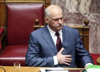 Prim-ministrul Greciei: Nu putem prelua greutatea tuturor problemelor europene