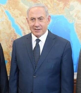 Prim-ministrul isrelian Benjamin Netanyahu, chestionat din nou de autoritati intr-un caz de coruptie