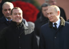 Prim-ministrul rus Medvedev vrea garantii de la UE, in privinta traseului TurkStream