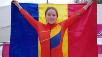 Prima campioana olimpica a Romaniei din istoria monobobului: As refuza categoric sa reprezint o alta tara