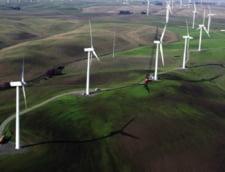 Prima centrala eoliana mare din Romania, operationala din 2009