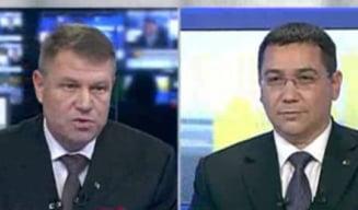 """Prima confruntare Ponta-Iohannis face valuri pe scena politica: De la """"succes"""" la """"dezastru"""""""
