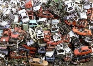 Prima de casare pentru masinile vechi ar putea fi acordata si in euro, din 2010