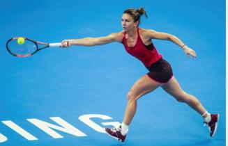 Prima decizie anuntata de Simona Halep dupa eliminarea de la Turneul Campioanelor