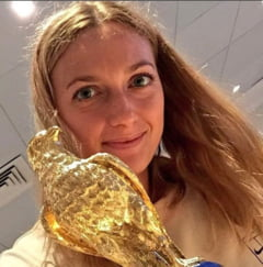 Prima decizie luata de Petra Kvitova dupa ce a castigat si turneul de la Doha