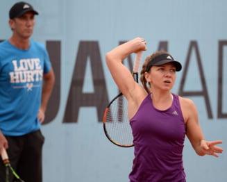 Prima decizie luata de Simona Halep dupa eliminarea de la Madrid