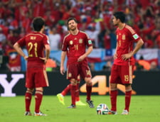 Prima decizie radicala dupa eliminarea Spaniei la CM 2014. Cine se retrage de la nationala