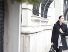 Prima declaratie a Alinei Bica, dupa retinerea sa in Italia: Nu fug, dar nu vreau sa ma intorc in Romania. Voi cere sa execut sentinta aici