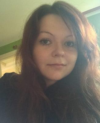 Prima declaratie a Iuliei Skripal, fiica spionului otravit: Important este ca am supravietuit