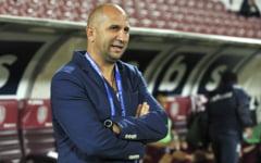Prima declaratie a lui Miriuta, dupa ce CFR a ajuns lider in Liga 1