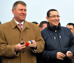 Prima declaratie a lui Ponta dupa intalnirea cu Iohannis (Video)