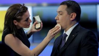Prima dezbatere Ponta-Iohannis: Ce nu s-a vazut la televizor - imagini memorabile din culise (Galerie foto)