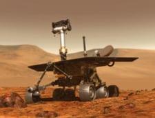 Prima dovada clara ca pe Marte era apa