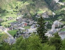 Prima greva din 1933 in Andorra blocheaza traficul la frontiera Spania-Franta