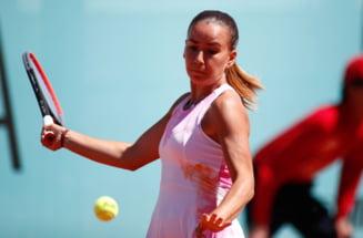 Prima infrangere romaneasca la Roland Garros 2019: O jucatoare din lotul olimpic a fost eliminata
