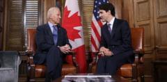 Prima intalnire Trudeau-Biden anuntata pentru luna viitoare. Care este principala tema de disputa intre cele doua tari