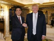 "Prima intalnire a lui Donald Trump cu un lider strain: ""Presedintele ales al SUA, un lider de incredere"""