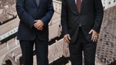 Prima intalnire oficiala Iohannis-Ponta s-a incheiat: Niciunul nu a facut declaratii