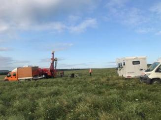 Prima lopata in Iasi pentru autostrada A8: au inceput forajele in judet