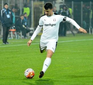 Prima lovitura importanta pentru Steaua: A semnat Budescu - surse