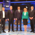 Prima mare dezbatere intre candidatii de la Capitala: Oferte, intepaturi, patos si Oprescu in direct - filmul declaratiilor