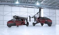 Prima masina zburatoare din lume ar putea decola din Olanda (Video)