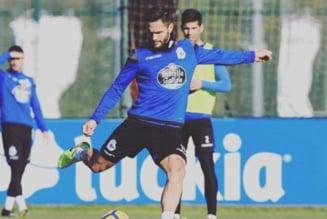 Prima oferta primita de Florin Andone dupa ce a fost pus pe lista de transferuri de Deportivo la Coruna