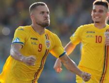 Prima oferta primita de George Puscas dupa meciul excelent facut la EURO U21